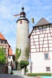 Tauberbischofsheim Royalty Free Stock Photo
