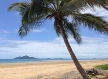 Tauchen Sie Insel-Ansicht ein Lizenzfreie Stockfotografie