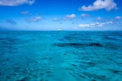 Tauchenboot stockfotografie