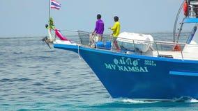 Tauchenboot stock video