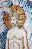 Tauf von Christ, Fethiye Camii, Istanbul, die Türkei lizenzfreies stockfoto