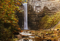 Taughannock Falls Royalty Free Stock Images