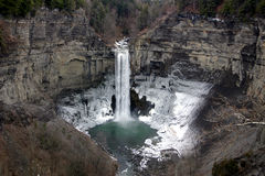 Taughannock Falls - New York Royalty Free Stock Photos