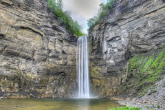 Taughannock Falls, NY Stock Images