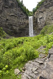 Taughannock Falls, Ulysses, New York Stock Photography