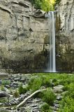 Taughannock Falls, Ulysses, NY Stock Images