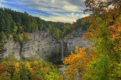 Taughannock Falls Stock Photography