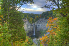 Taughannock Falls Royalty Free Stock Image
