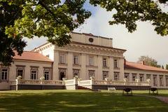 Taujenai-Landsitz lizenzfreie stockfotos
