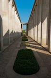 Taukkyan War Cemetery, Yangon, Myanmar Stock Image