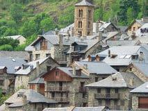 Taull, Vall de Boi (Испания) Стоковое Изображение RF