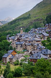 Taull, Vall de Boi, Alta Ribagorca La Catalogna, Spagna, Fotografia Stock Libera da Diritti