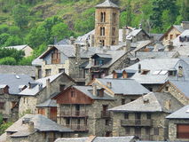 Taull, Vall de Boi (Spain) Imagem de Stock Royalty Free