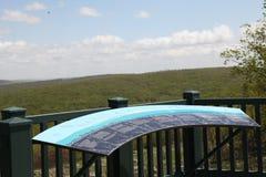 Taum Sauk bergdelstatspark Missouri Royaltyfria Foton