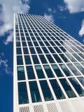 Taunusturm在财政区 免版税库存照片