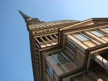 Taupe Antonelliana, Turin, Ital Photographie stock