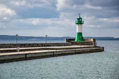 Taupe dans Sassnitz Images stock