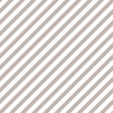 Taupe geometric diagonal line seamless vector Royalty Free Stock Photos
