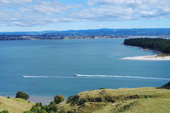 Tauranga bay Royalty Free Stock Images