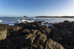 Tauranga Bay, West Coast, New Zealand Royalty Free Stock Images