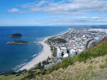 Tauranga coastline Stock Photography