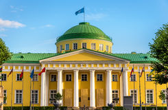 Tauride Palace in Saint Petersburg Royalty Free Stock Photography