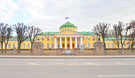 Tauride Palace in St.Petersburg. Royalty Free Stock Photos