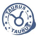 Taurus σύμβολο Στοκ Φωτογραφίες