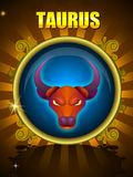 TAURUS Royalty Free Stock Photography