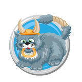 Taurus Cat Royalty-vrije Stock Foto
