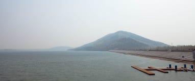 Taurus Lake Arkivbild