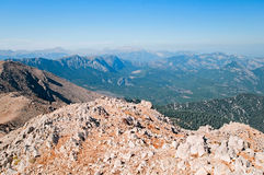 Taurus Mountains Stock Image