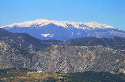 Taurus Mountains, Turkey Stock Images