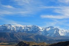 Taurus Mountains Turkije Royalty-vrije Stock Foto's