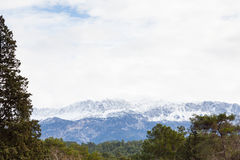 Taurus Mountains Stock Images