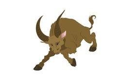 Taurus. Stock Image