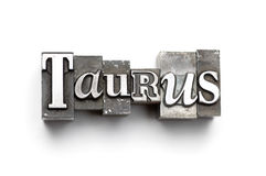 Taurus Zodiac Sign Royalty Free Stock Photography