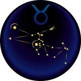 taurus zodiak znak Zdjęcie Royalty Free