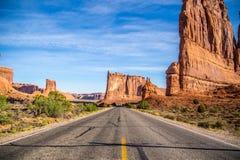 Tausend Meilen entfernt Lizenzfreies Stockfoto