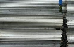 Tausend Rohre lizenzfreie stockbilder