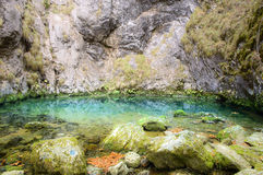 Tauz underground spring Stock Images