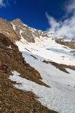 Tavela peak in Stelvio National Stock Photo