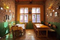 Tavern interior Stock Image
