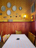 Tavern interior Royalty Free Stock Image