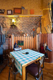 Tavern interior Stock Photography