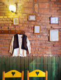Tavern interior Royalty Free Stock Photography