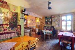 Tavern interior Royalty Free Stock Photo