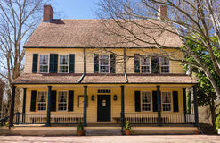 Tavern at Old Salem Royalty Free Stock Images