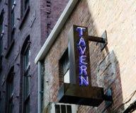 Tavern and Bistro Stock Photo