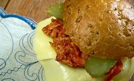 Tavern sandwich Stock Images